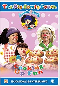 The Big Comfy Couch, Vol. 2 - Cooking Up Fun