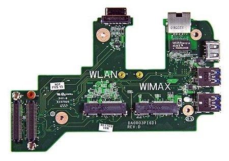Dell Inspiron N7110 USB Ethernet VGA Board CY4GM