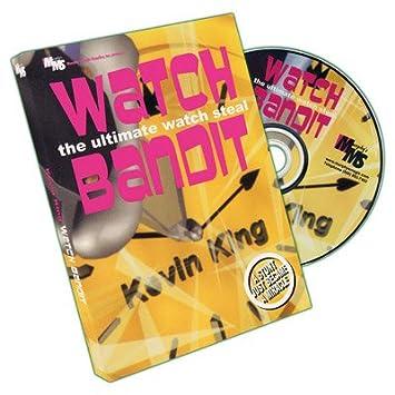 Amazon.com: Reloj Bandit por Kevin Rey: Toys & Games