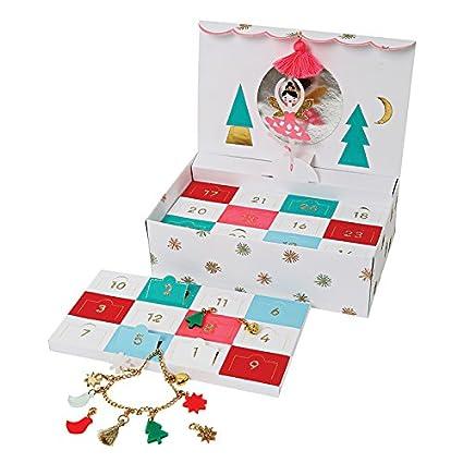 advent calendar ideas for kids christmas calendar christmas countdown jewelry box - Christmas Countdown Ideas