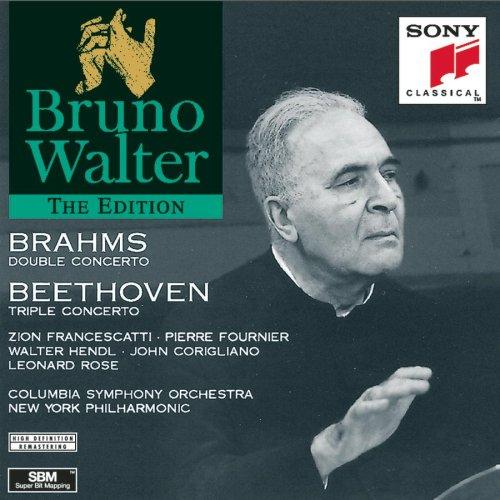 Brahms: Double Concerto / Beethoven: Triple Concerto