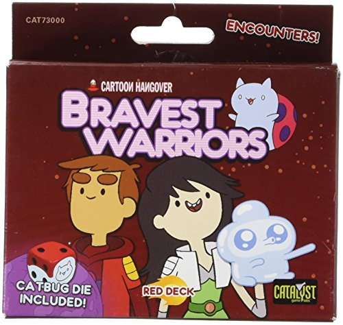bravest warriors card game - 2