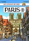 Les voyages de Jhen, tome 2 : Paris 1/2 par Martin