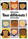 Tous différents ! Un livre animé par Damon
