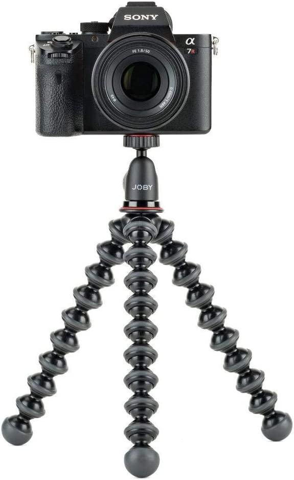 Joby GripTight ONE Mount for Smartphones Black /& Basics 60-Inch Lightweight Tripod with Bag