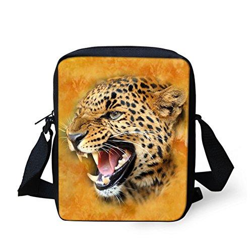 Nopersonality Cool Men Travel Messenger Bag Mini Boys Crossbody Bag Handbags color 1