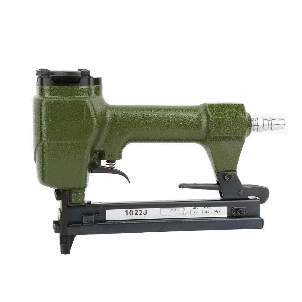 Zouminyy Clavadora neumática Grapadora Pistola de clavos, 022J ...
