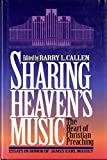 img - for Sharing Heaven's Music book / textbook / text book
