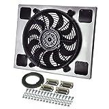 Derale Performance 16820 Gray/Black High Output Radiator Fan