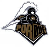 NCAA Purdue Boilermakers Car Magnet Sm
