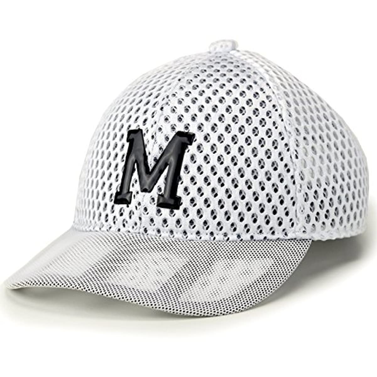 [해외] ((MUNSING)먼싱 웨어) MUNSINGWEAR 캡 CAP 메쉬 올 메쉬 봄과 여름