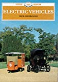 Electric Vehicles, Nick Georgano, 0747803161