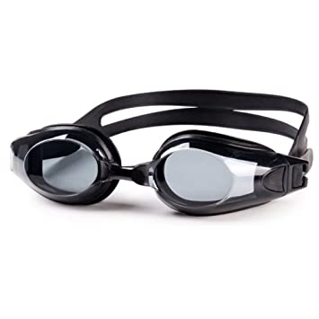 f97d4dc777 EnjoySports Classic Unisex Anti-fog Corrective Myopic Optical Swim Goggles  Mirrored Performance Swimming Goggles (