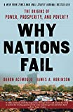 capa de Why Nations Fail: The Origins of Power, Prosperity, and Poverty