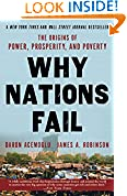 #8: Why Nations Fail: The Origins of Power, Prosperity, and Poverty