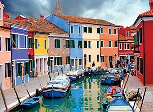 Italy Photograph - Ceaco Bon Voyage Travel Photographs Italy Jigsaw Puzzle