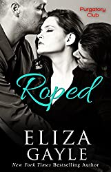 ROPED (BBW Menage) (Purgatory Club Series Book 1) (English Edition)