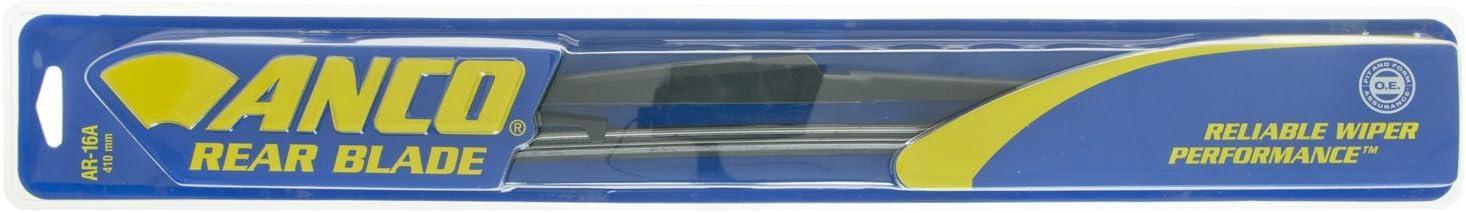 Set of 3 wiper blades Alca Super Flat 2616 Alca Rear Classic 14 ASF2616H14ARC HYUASD