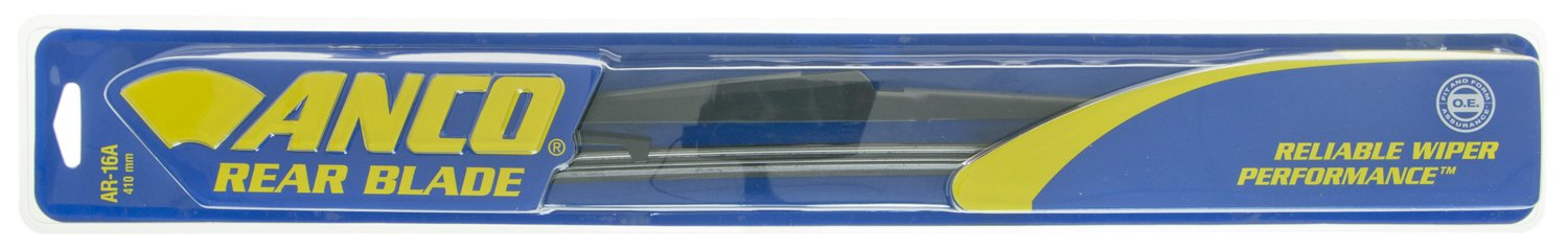 ANCO AR-16A Rear Wiper Blade - 16'', (Pack of 1)