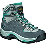 Asolo Women's TPS Equalon GV EVO Grey Blue/Peacock Boot US Women's 8 B (M)