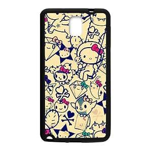 KKDTT Hello kitty Phone Case for samsung galaxy Note3 Case
