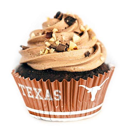 Texas Longhorns Cupcake Liners - 36