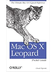 Mac OS X Leopard Pocket Guide: The Ultimate Mac OS X Quick Reference Guide