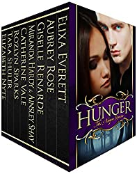 Hunger: Tales of Vampire Romance Boxed Set (English Edition)