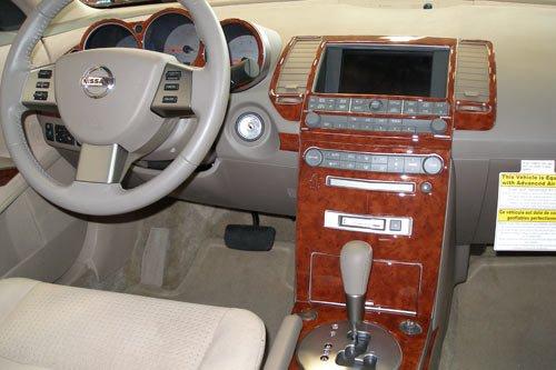 Wonderful Amazon.com: NISSAN MAXIMA INTERIOR BURL WOOD DASH TRIM KIT SET 2004 2005  2006: Automotive