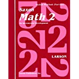 Saxon Math 2: An Incremental Development Part 1 & 2 (Workbook and Fact Cards-2  volume set)