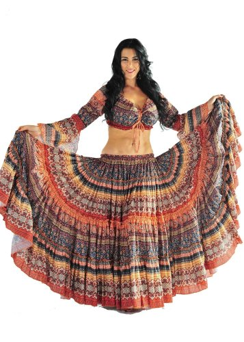 Miss  (Fabric For Belly Dance Costumes)
