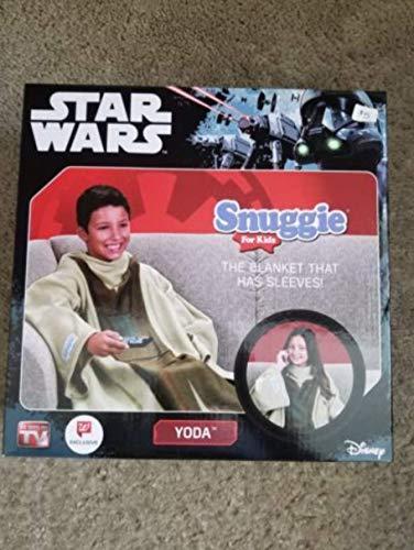 Star Wars Snuggie For Kids -Yoda   Disney Snuggie Robe/Throw