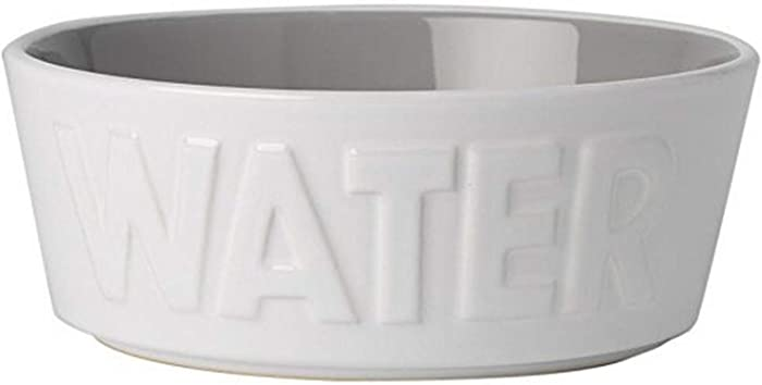 Top 10 White And Gold Ceramic Dog Food Bowls