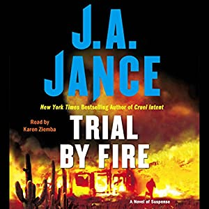 Trial by Fire Audiobook
