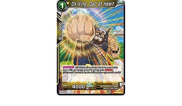 Dragonball Super Ox King BT4-088 C Dad at Heart
