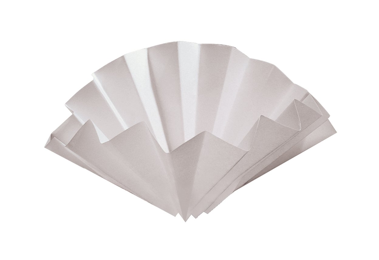 Pack of 100 Folded 25/µm Pore Size Grade 1573 1//2 GE Healthcare Life Sciences 150mm Diameter GE Whatman 10314745 Prepleated Wet Strengthened Cellulose Qualitative Filter Paper