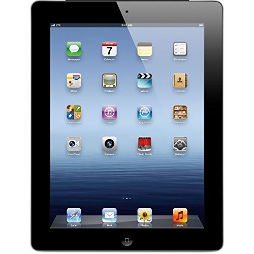 iPad 3 3rd Generation (Black, White)