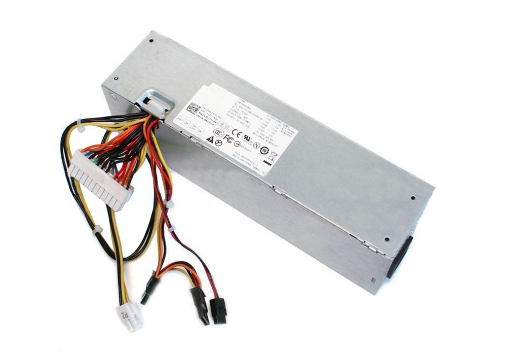 51E6aeUsrwL._SL1005_ amazon com desktop power supply for dell optiplex 3010 7010 9010 Dell Optiplex 390 Power Supply at virtualis.co