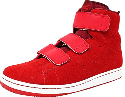 NIKE Men's 749628 High-Top Suede Fashion Sneaker