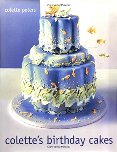 Buy Colettes Birthday Cakes Book Online At Low Prices In India