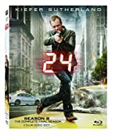 24: Season 8 - The Complete Final Season [Blu-ray] from 20th Century Fox