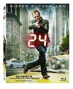 24: Season 8 - The Complete Final Season [Blu-ray]