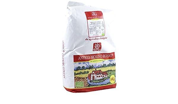Harina Multicereales con amapola semillas 5 kg BIO: Amazon.es ...