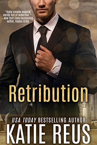 She sees brief glimpses of the future and time is running out…Bestselling author Katie Reus' paranormal romantic suspense RETRIBUTION
