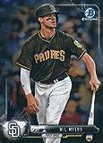 2017 Bowman Chrome #11 Wil Myers San Diego Padres Baseball Card