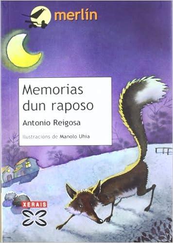 Libros electrónicos gratuitos para descargar en formato pdf. Memorias dun raposo (Infantil E Xuvenil - Merlín - De 11 Anos En Diante) PDB