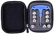 Gofotu Golf Weight Kit fit Callaway Epic Flash Sub Zero Drivers 2g4g6g8g10g12g14g16g18g one Set