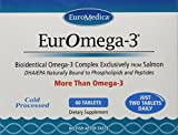 Euromedica Euromega-3 Tablets, 60 Count For Sale