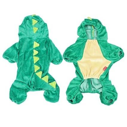 Amazon.com: eDealMax Traje de Halloween dinosaurio Diseño ...