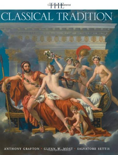 The Classical Tradition (Harvard University Press Reference Library)